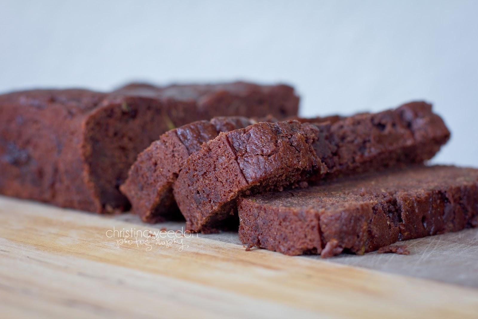 ... Gluten Free, Vegan Zucchini Bread {soy free, dairy free, chocolate