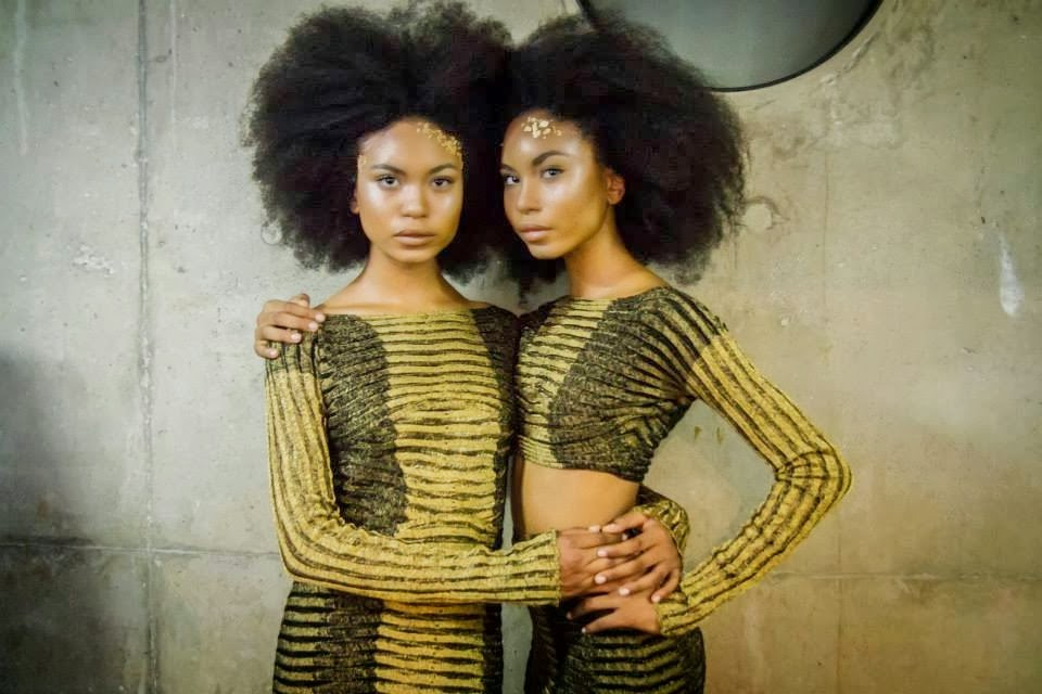 Elle Magazine July Issue (South Africa): Mirror Image