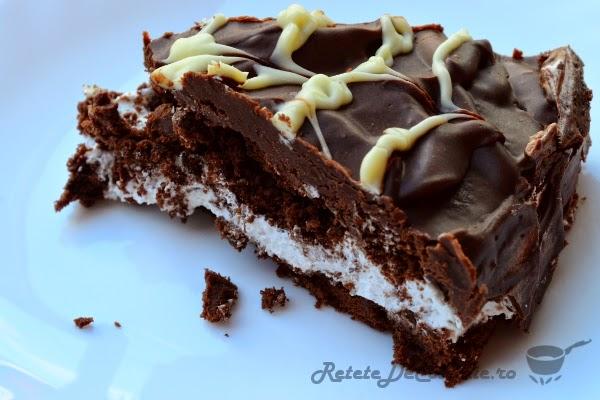 tort ciocolata frisca