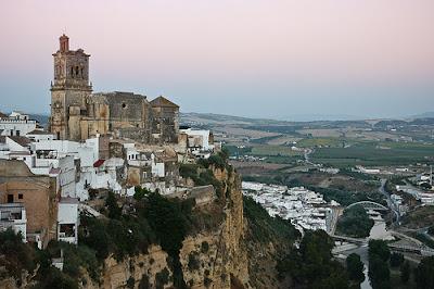 Turismo en Arcos de la Frontera en Cádiz