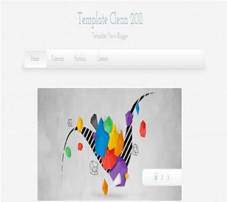blogger blogspot template grátis