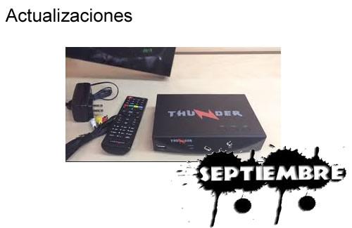 AZBOX THUNDER - RECUPERACIÓN 2013