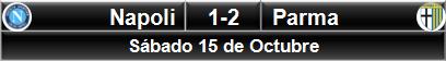 Napoli 1-2 Parma