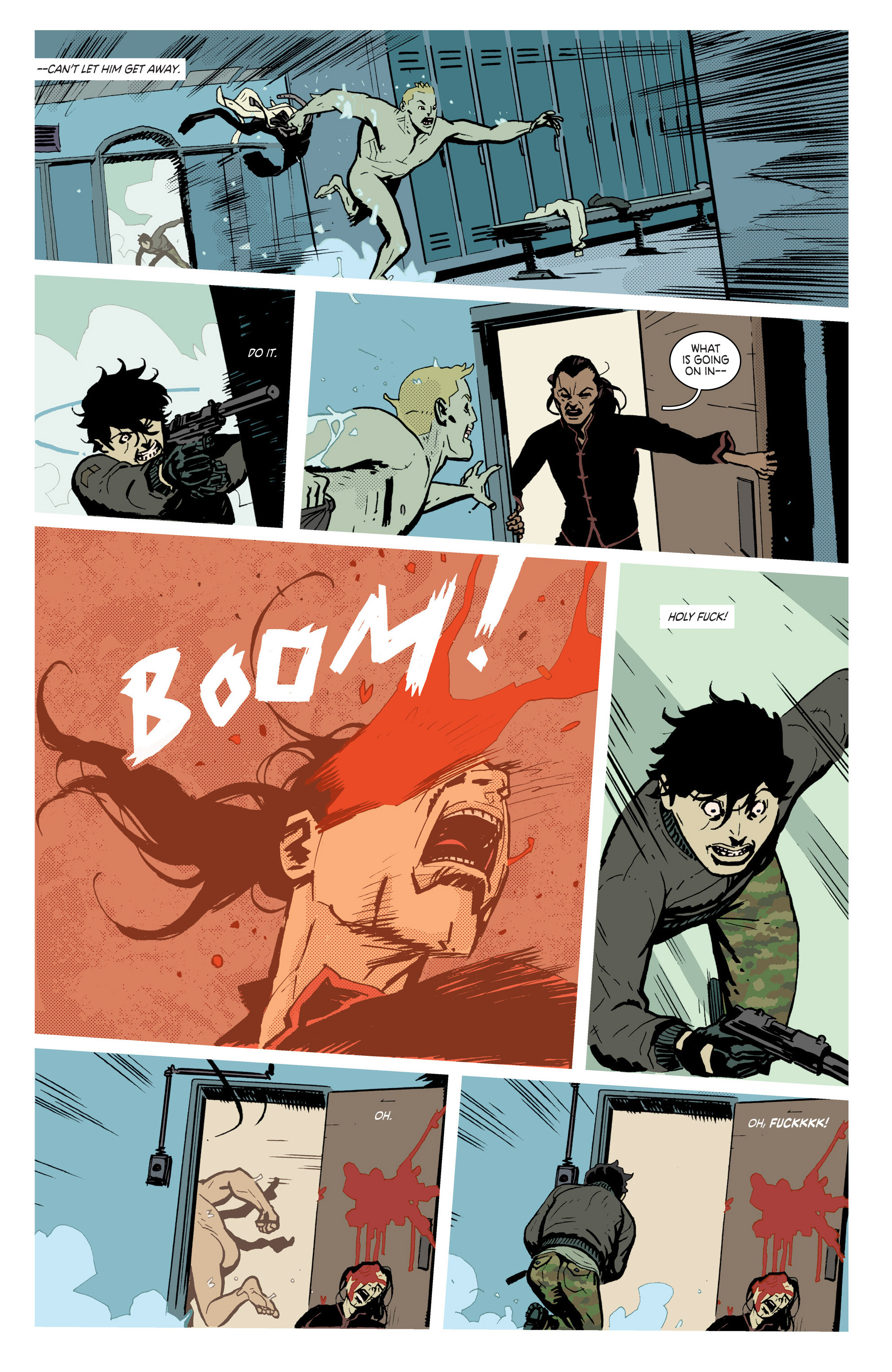Read online Deadly Class comic -  Issue # _TPB 3 - 106
