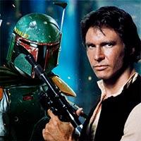 Imagen de Han Solo y Boba Fett