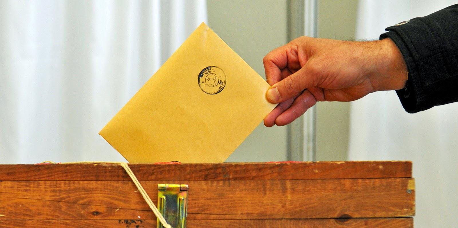2015 Seçimine Katılacak Parti Sayısı
