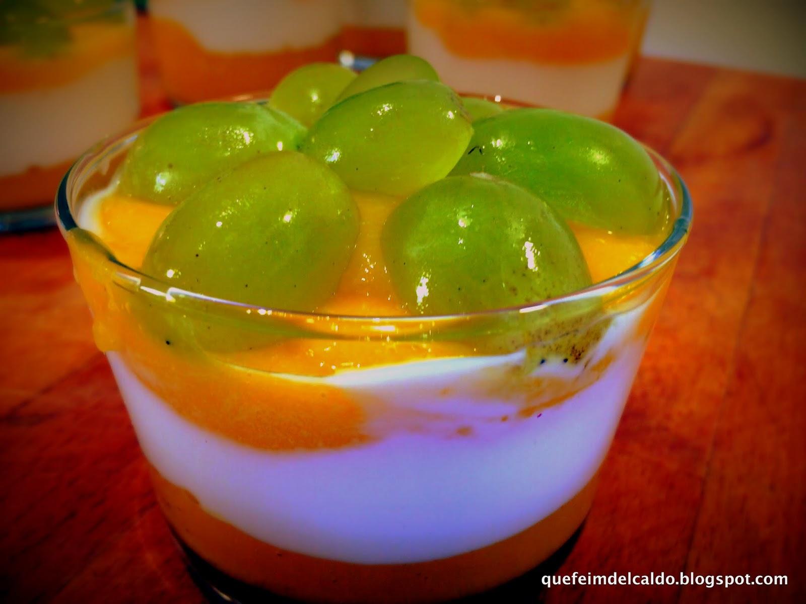 Yogur de mango cocinar en casa es for Cocinar con mango