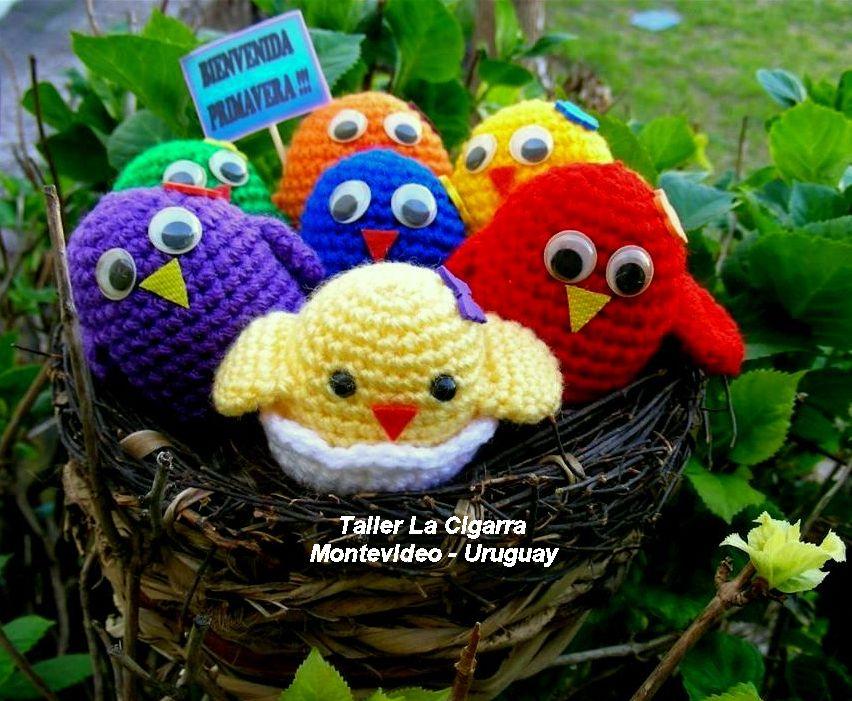 AMIGURUMI URUGUAY: Curso de Iniciacion al Crochet ...