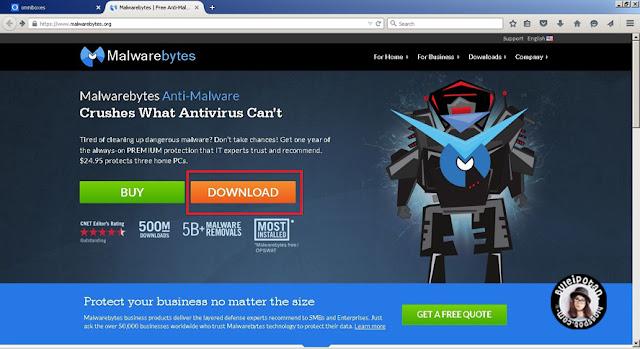 Malwarebytes- Anti Malware