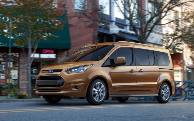 2014 Ford Transit Connect Wagon For Work & Play