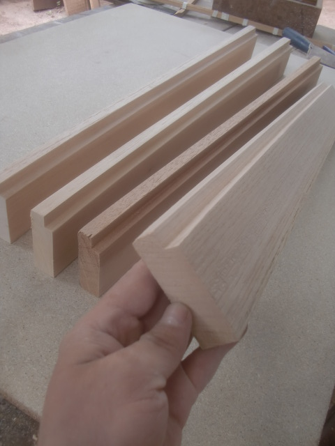 Decoraciones manualidades en madera como hacer marco para - Marcos con profundidad ...