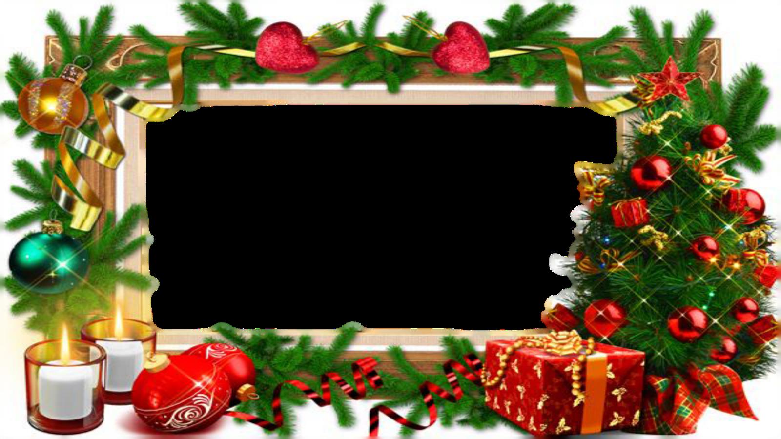 Christmas_Frame_composto D_16x9 png