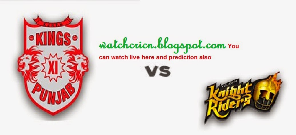 Kxip vs Kkr prediction