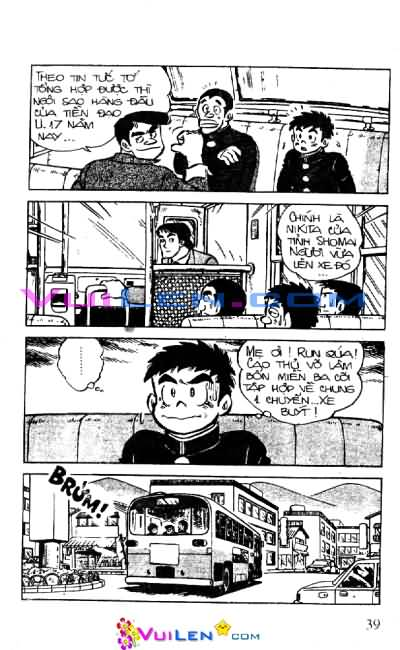 Jindodinho - Đường Dẫn Đến Khung Thành III  Tập 11 page 39 Congtruyen24h