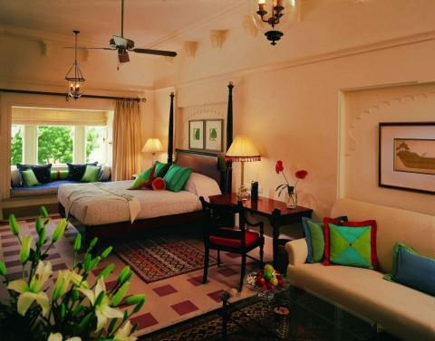 Oberoi Udaivilas Hotel Udaipur India