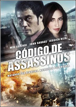 Download  Código de Assassinos DVDRip   Dual Áudio