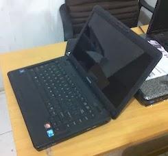 jual laptop bekas toshiba l510
