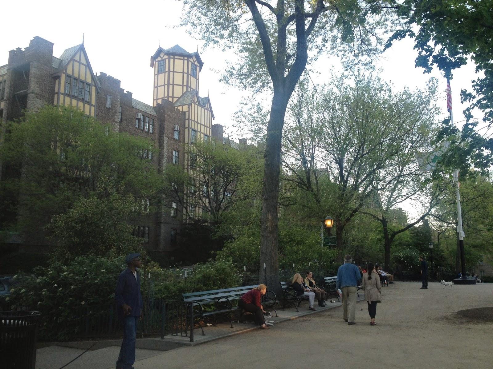 New York City Urban Sketchers  Washington Heights And