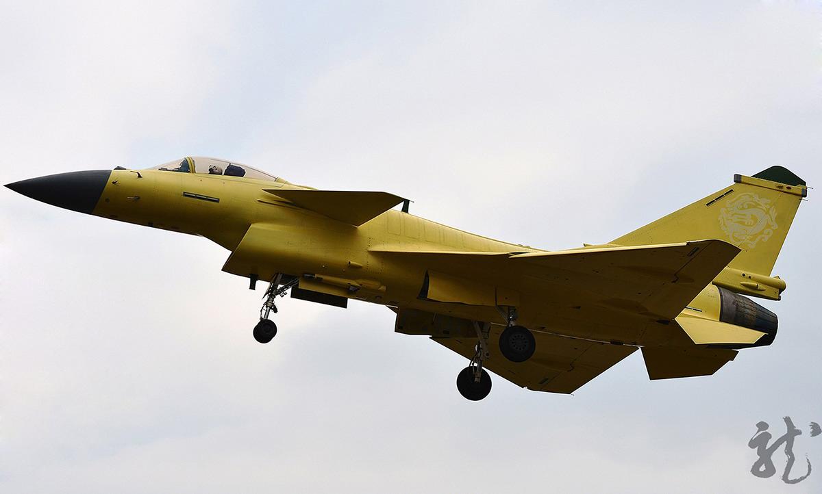 Jian-10B (J-10B) multirôle Jet Fighter