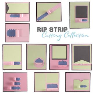 Rip strip, pull strip, ilove2cutpaper, Pazzles, Pazzles Inspiration, Pazzles Inspiration Vue, Inspiration Vue, Print and Cut, svg, cutting files, templates, Pazzles Craft Room