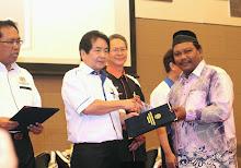 Anugerah KRT Cemerlang Penggunaan Sistem Maklumat Rukun Tetangga (e-RT)