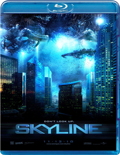 Skyline : A Invasão   Dual Áudio   BluRay 720p
