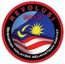 AYUH BERSAMA REVOLUSI 13 !!