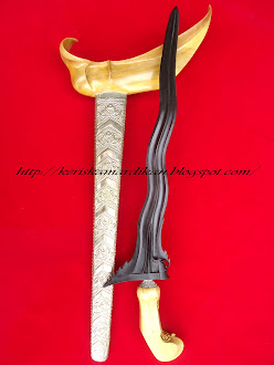keris pandowo cinarito