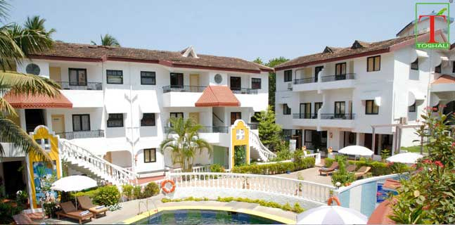 Hotels in Goa, Goa Hotels