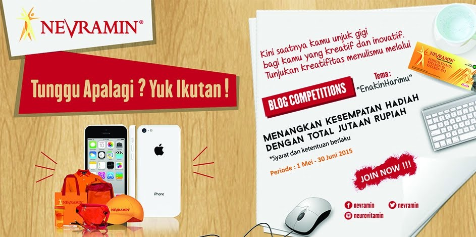 Nevramin Blog Competition