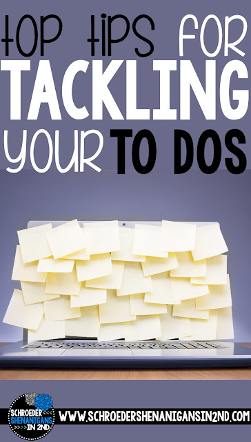 tackling your to do list tips and a freebie