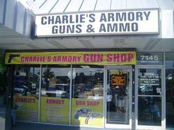 Charlies Armory ES2 Preferred Gun Shop In Miami, Florida