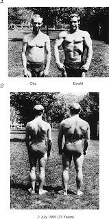 Styrketräning ger snyggare kropp än löpning