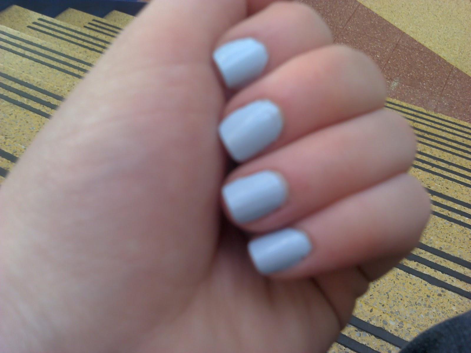Essie Borrowed And Blue Nail Polish Essie 'borrowed Blue' Nail