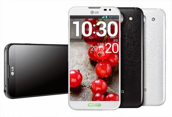 Daftar Harga Terbaru LG Lengkap Juni 2014
