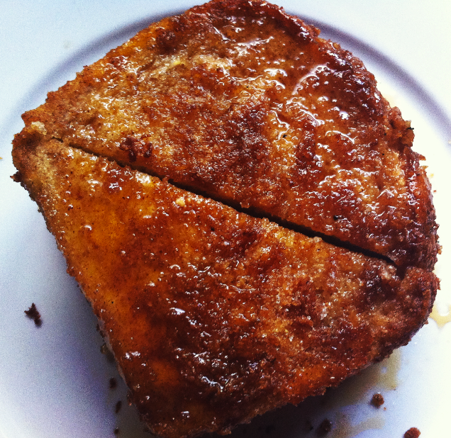 how to make french toast without vanilla extract and cinnamon