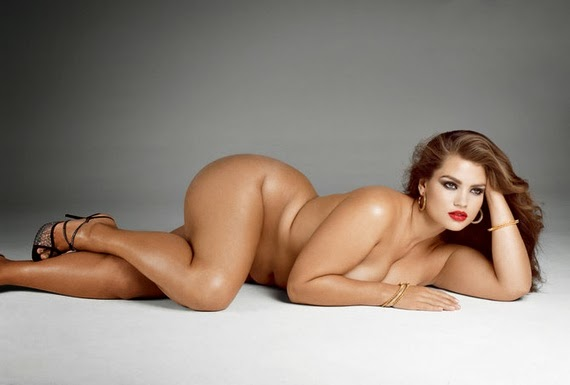 8 Beauty Overweight Female Photography by. Solve Sundsbo 8