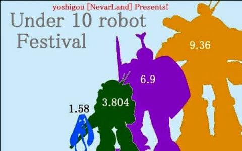 U10mロボット祭り(略称ゆーてん祭り)