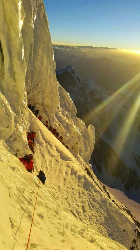Hiking and Climbing Adventures: 5 Mont Blanc Climbers ...