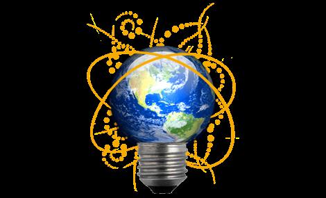 foto lampadina : AstroPensando: Astrologia impossibile: la lampadina