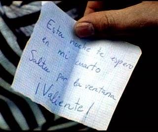 nota de amante