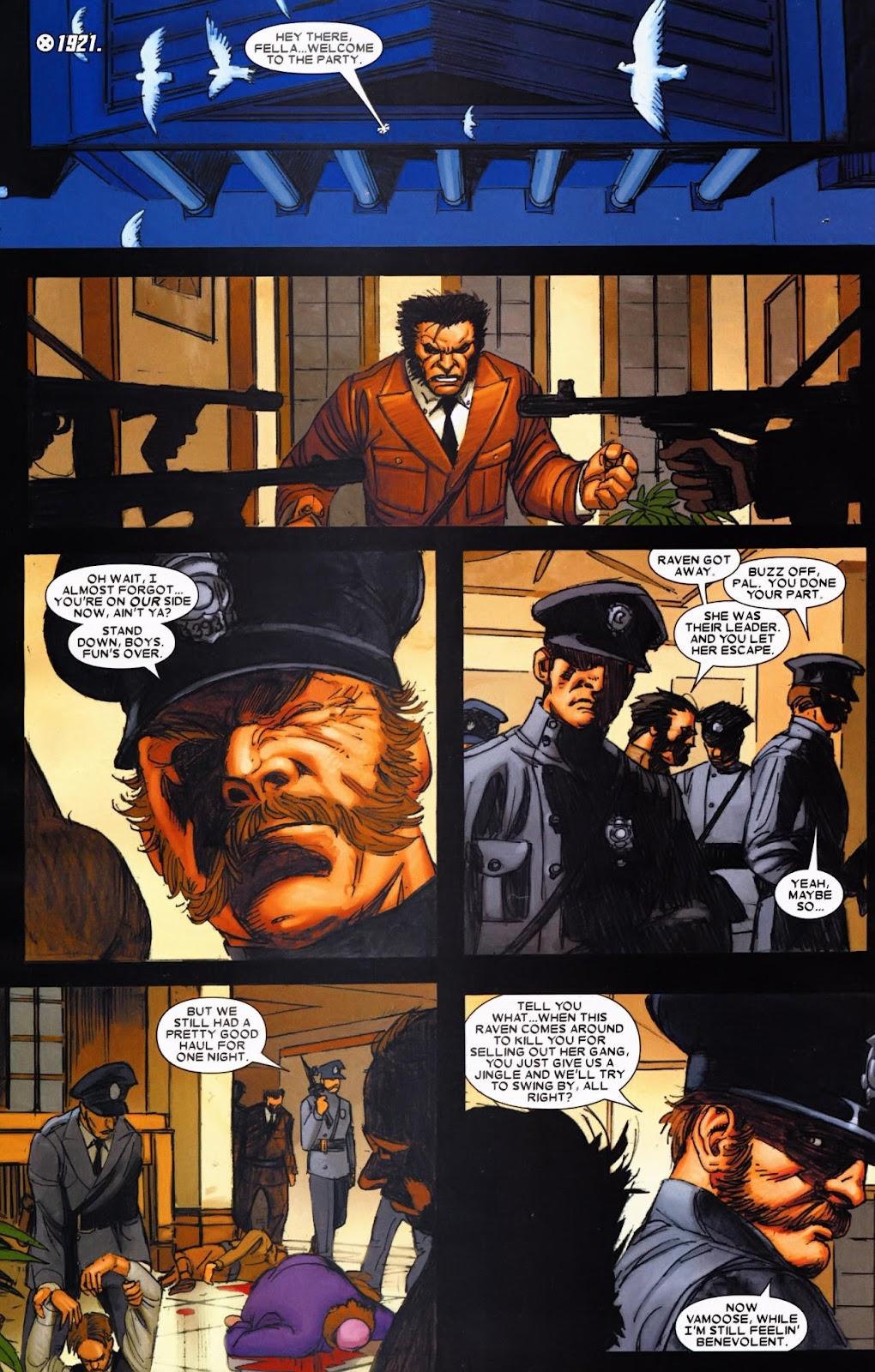 Read online Wolverine (2003) comic -  Issue #65 - 16