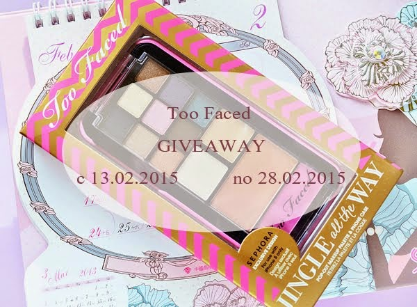 Too Faced Giveaway №10