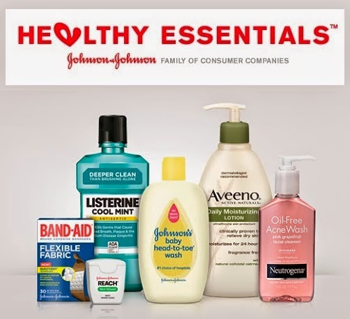 Healthy Essentials products
