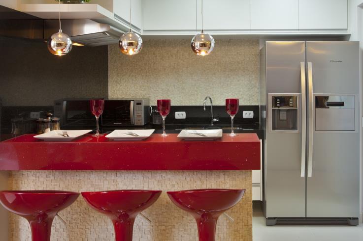 decorar cozinha velha : decorar cozinha velha:Construindo Minha Casa Clean: Cozinhas Vermelhas!!! Lindas e Super