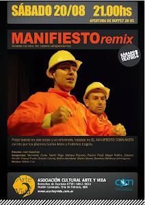 Manifiesto Remix