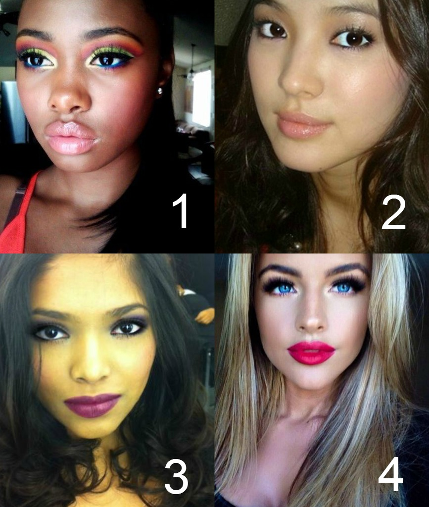 Which FACE is the Perfect Female Face?