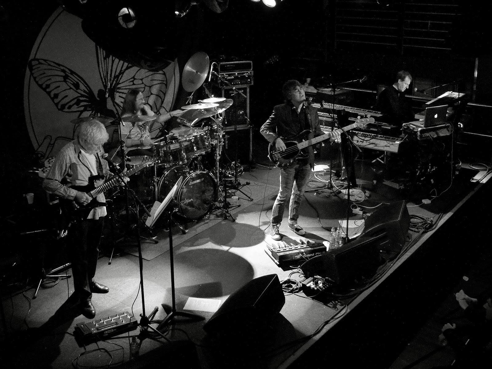 That Hideous Man John Lees 39 Barclay James Harvest Live At The Liquid Rooms Edinburgh