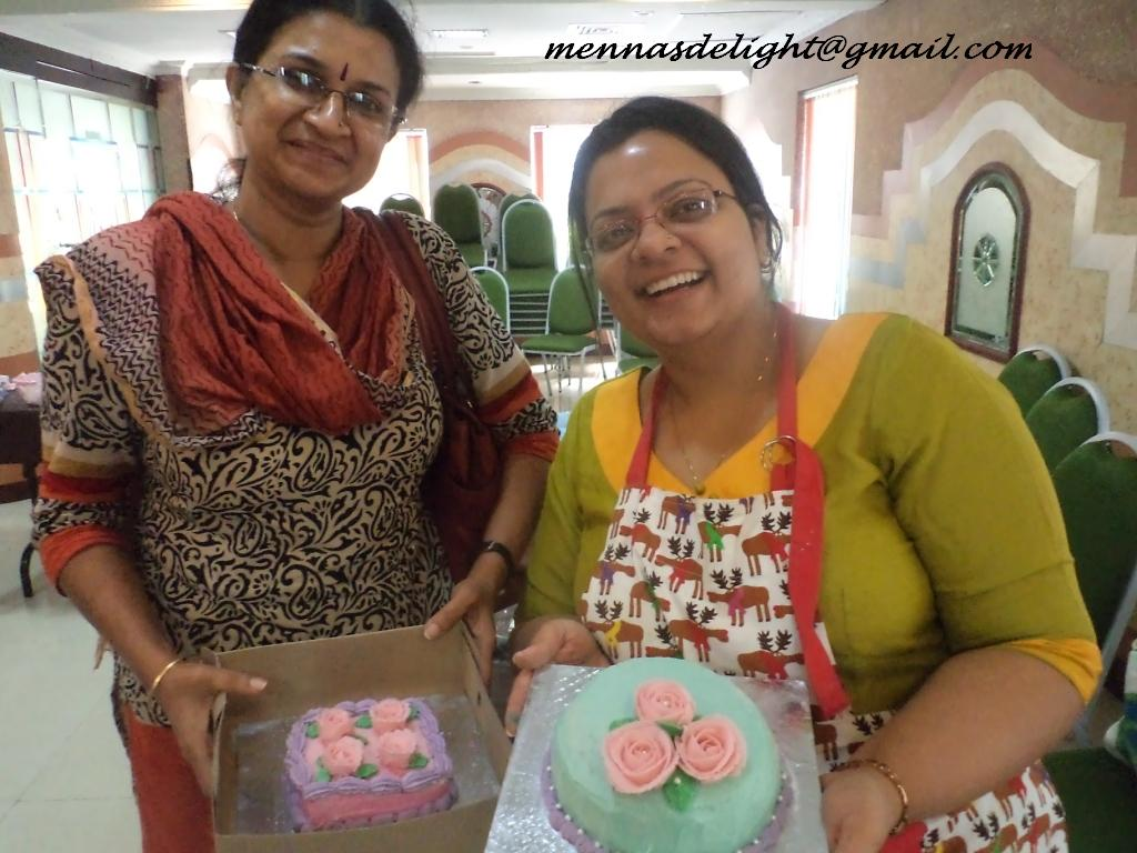 Cake Making Classes In Mysore : Foodie Delights Bangalore - Life n Spice: Snapshot of Cake ...