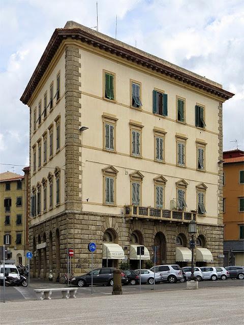 Piazza della Repubblica, Livorno